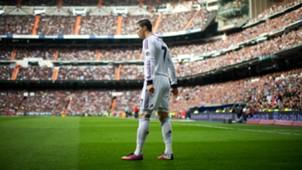 Cristiano Ronaldo Real Madrid Barcelona Bernabeu La Liga 02032013