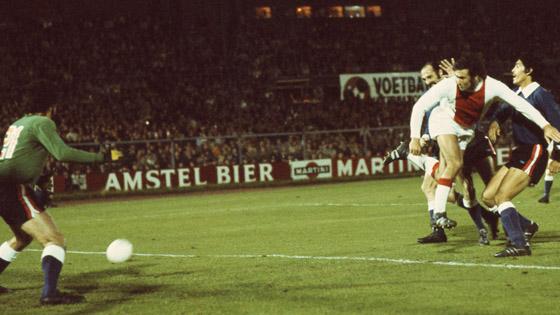 Ajax Independiente 1972