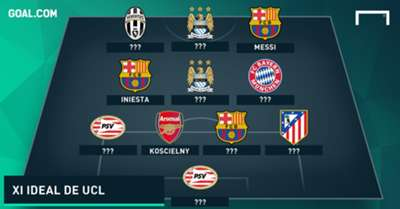 XI Ideal Champions League GFX