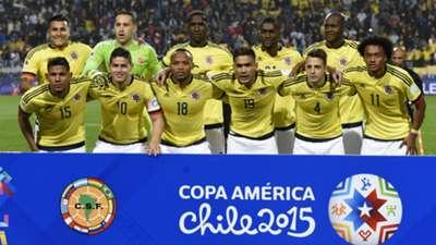 Argentina Colombia Copa América 26062015
