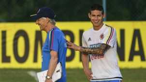 Pekerman - James Rodríguez Colombia