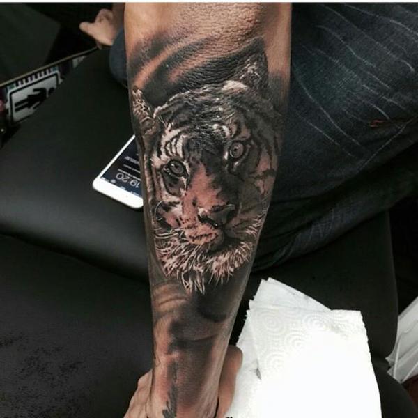 Neymar - Tatuaje