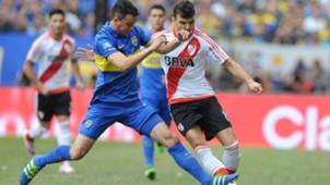 Boca – River Torneo Primera Division Superclasico 24042016