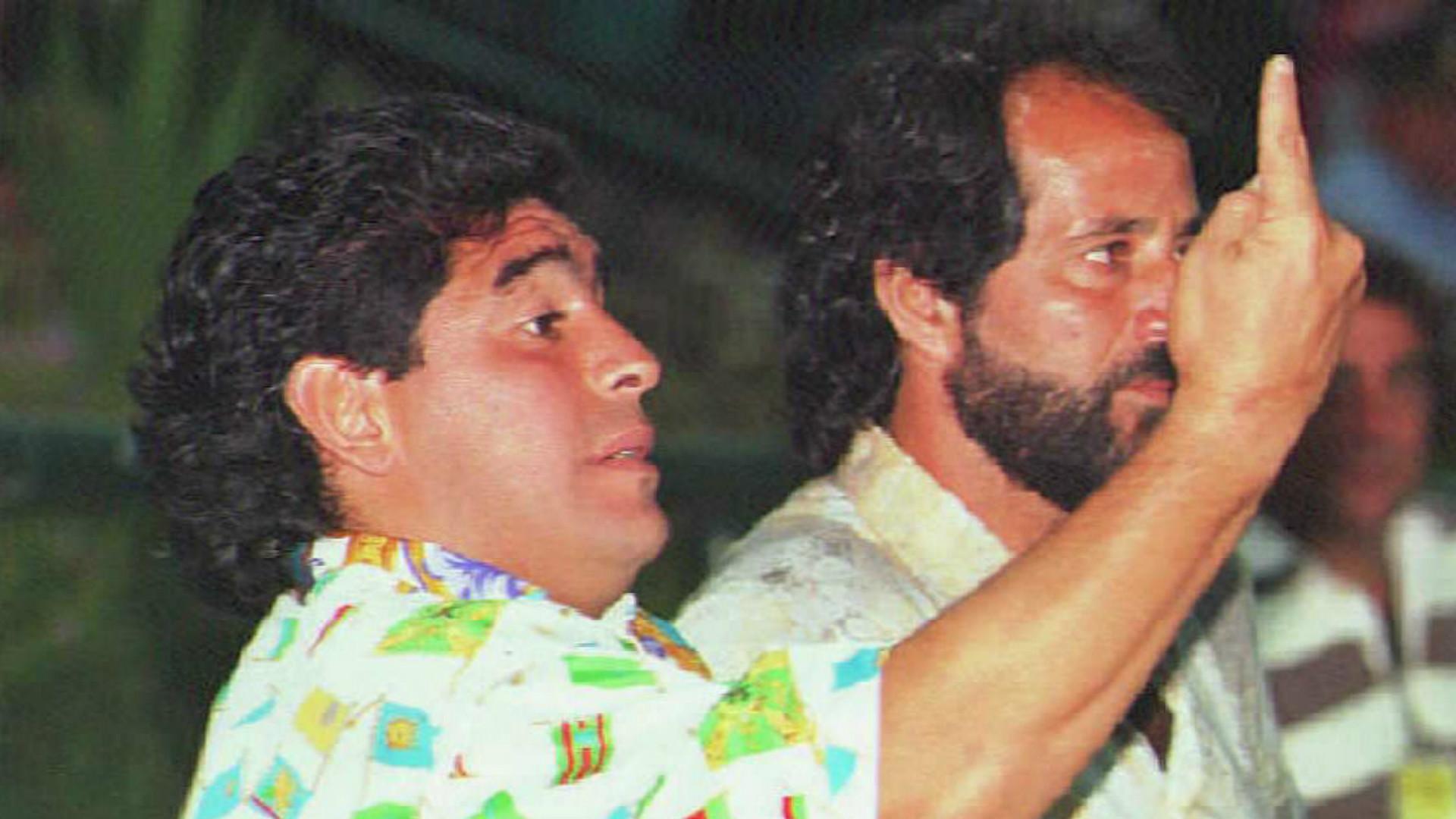 Maradona Racing 1995