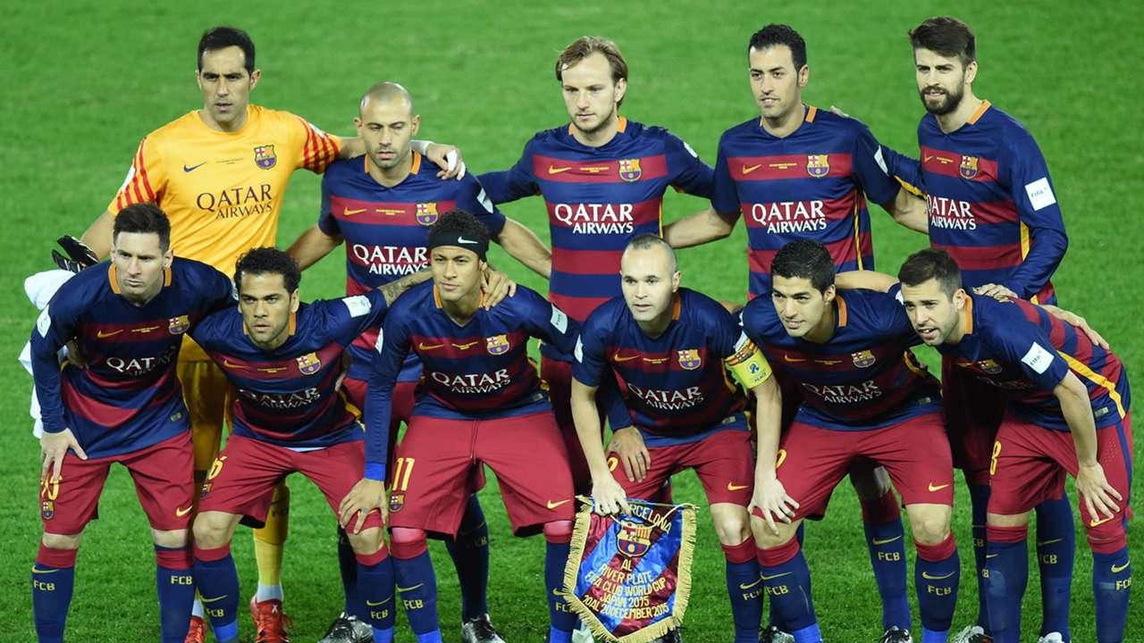 River Plate v Barcelona FIFA Club World Cup 20122015