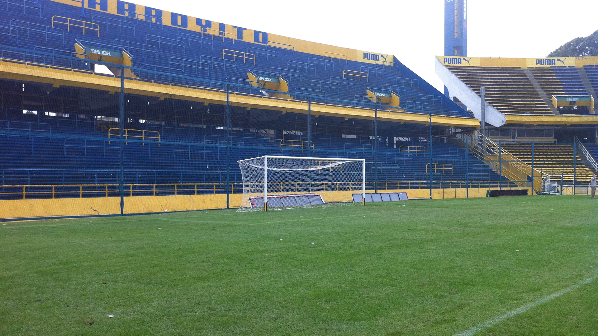 ESTADIO GIGANTE DE ARROYITO - ROSARIO CENTRAL