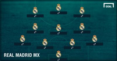 Real Madrid MX