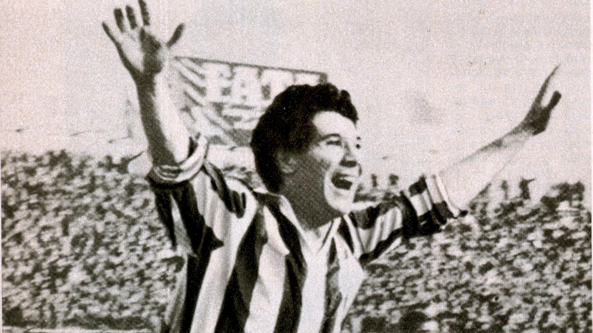 Omar Sivori Juventus 1962