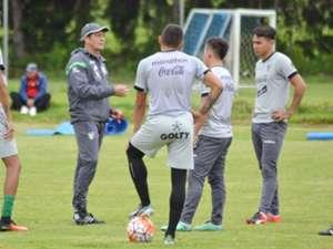Mauricio Soria, selección sub20 Bolivia