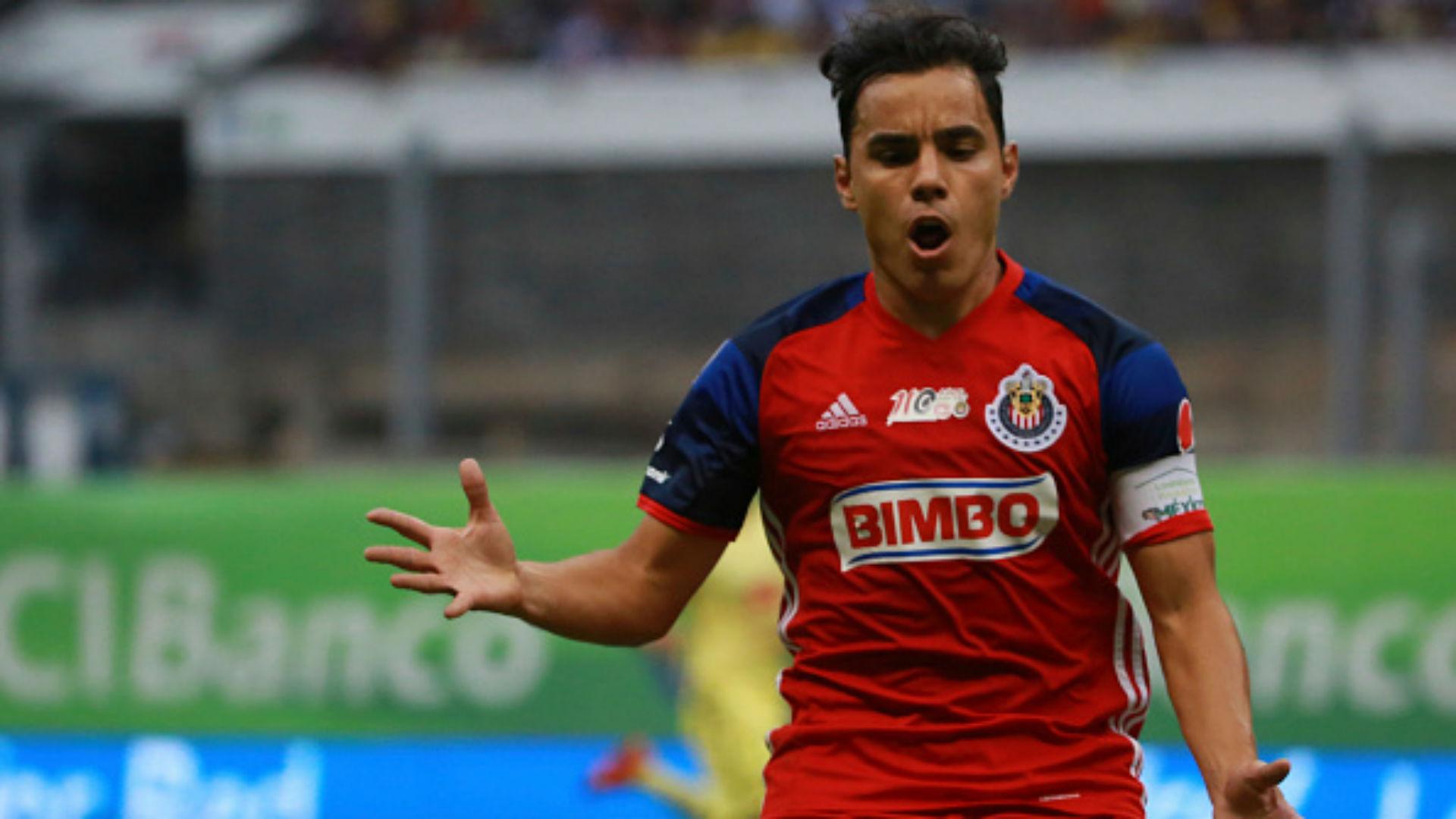 Omar Bravo Chivas Liga MX México