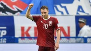 Christian Eriksen Denmark Bulgaria 07062016