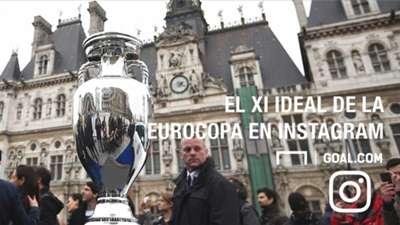 Eurocopa XI Instagram