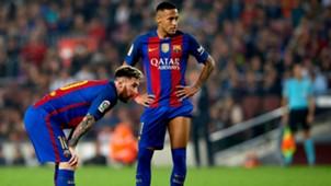 Barcelona Lionel Messi Neymar Jr. 2016 La Liga