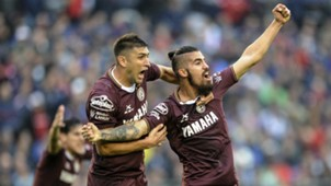 Diego Braghieri Oscar Benitez San Lorenzo Lanus Campeonato de Primera Division 29052016