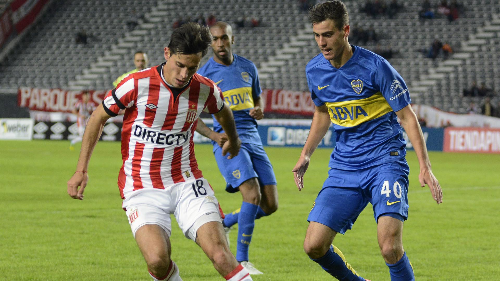 Chicco Cavallaro Estudiantes Boca Fecha 15 Campeonato Primera Division 15052016