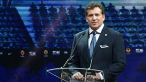 Alejandro Domínguez CONMEBOL Copa Sudamericana Sorteo