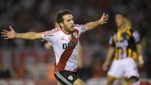 Camilo Mayada River Plate The Strongest Copa Libertadores 06042016