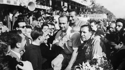 Juan Manuel Fangio Campeon F1 1951