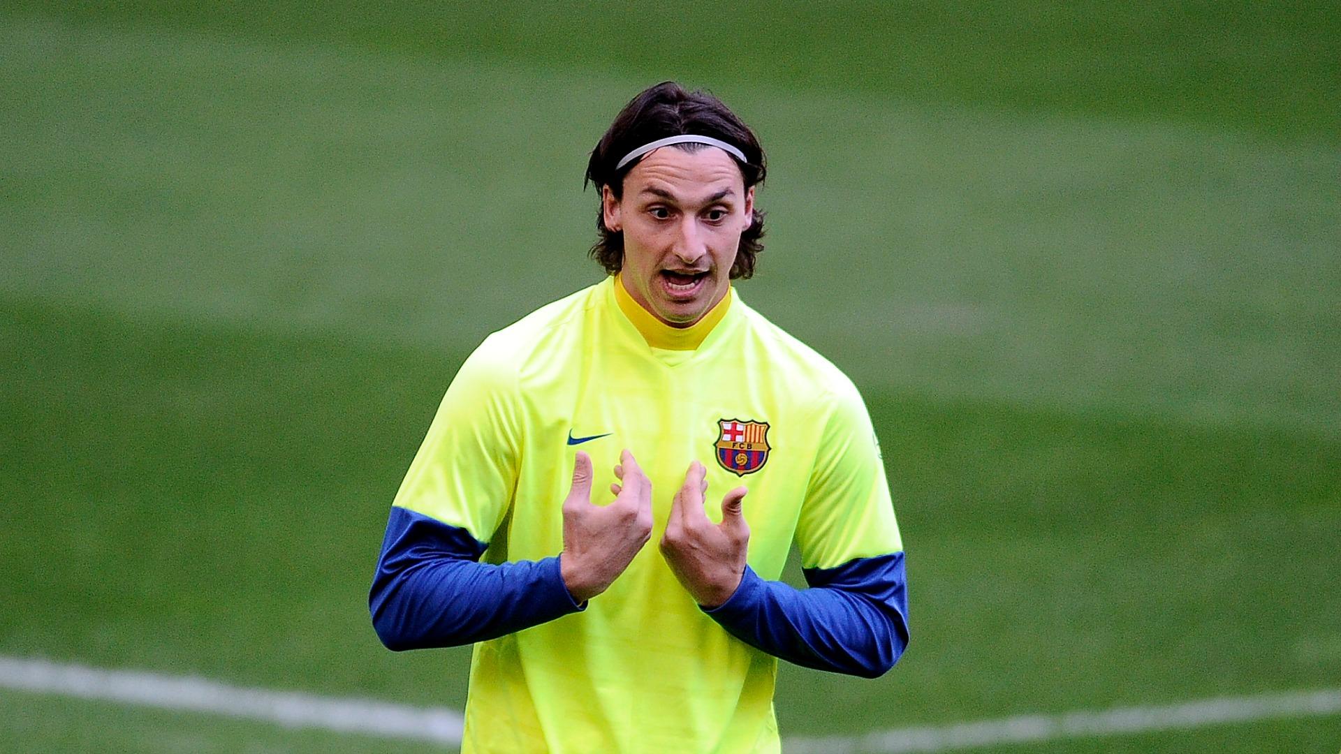 Ibrahimovic ataca a Guardiola:
