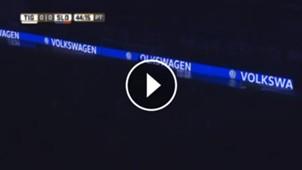 Video Tigre San Lorenzo corte de luz