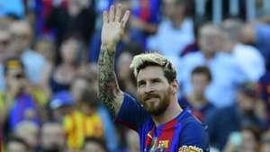 Lionel Messi Barcelona Deportivo La Coruña Primera Division 15102016