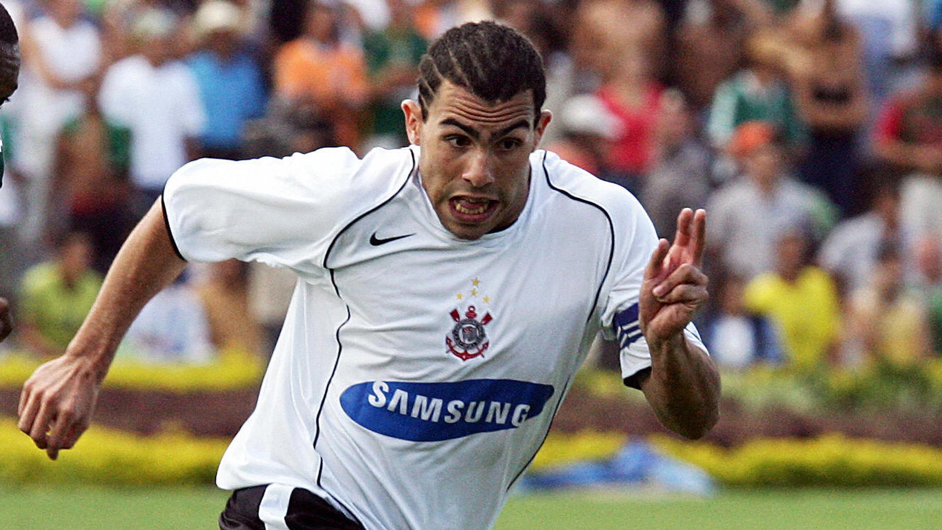 Tevez Corinthians 2005