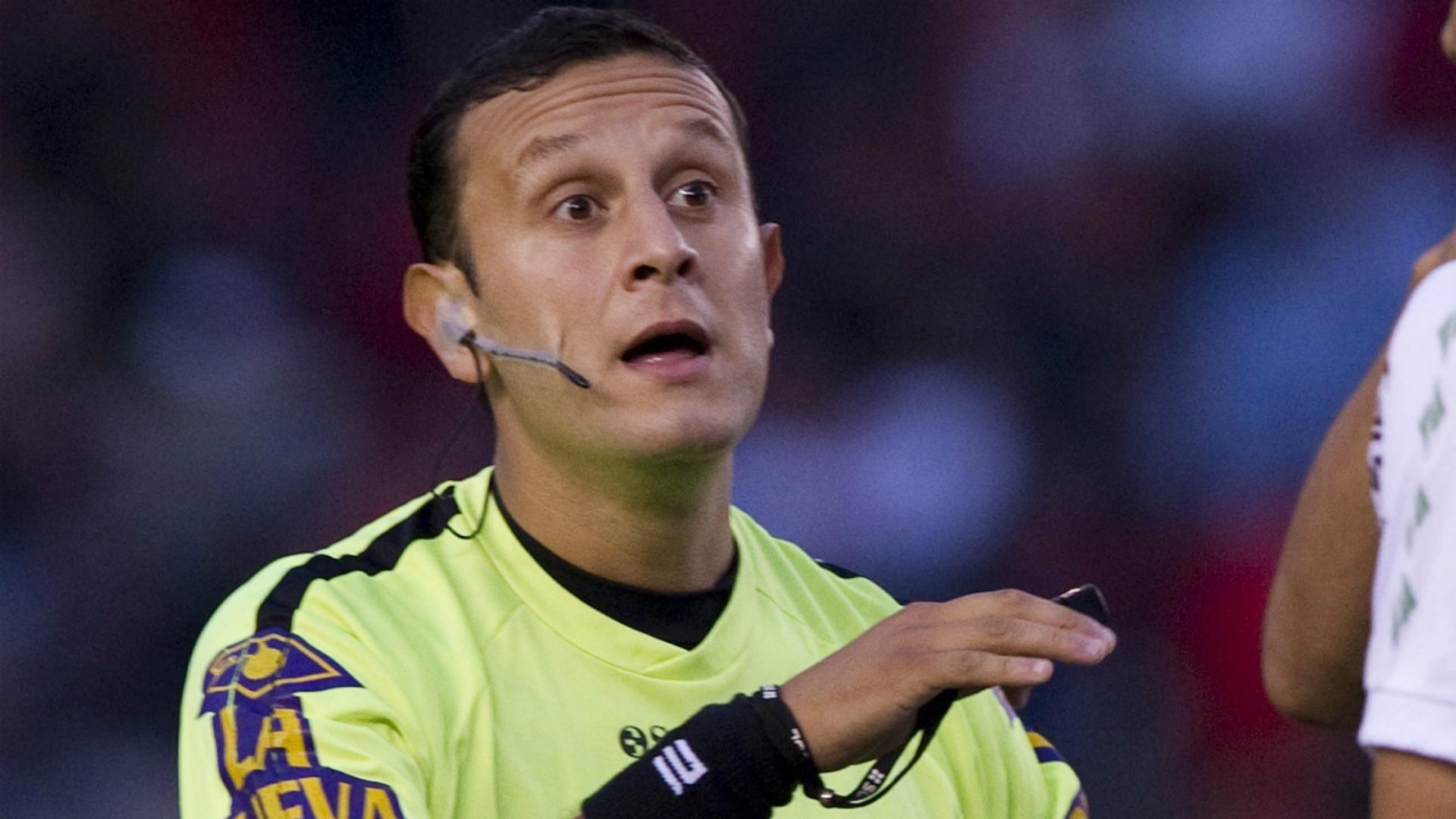 Dario Herrera Arbitro