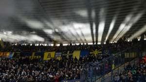 Hellas Verona fans 21122014 Serie A