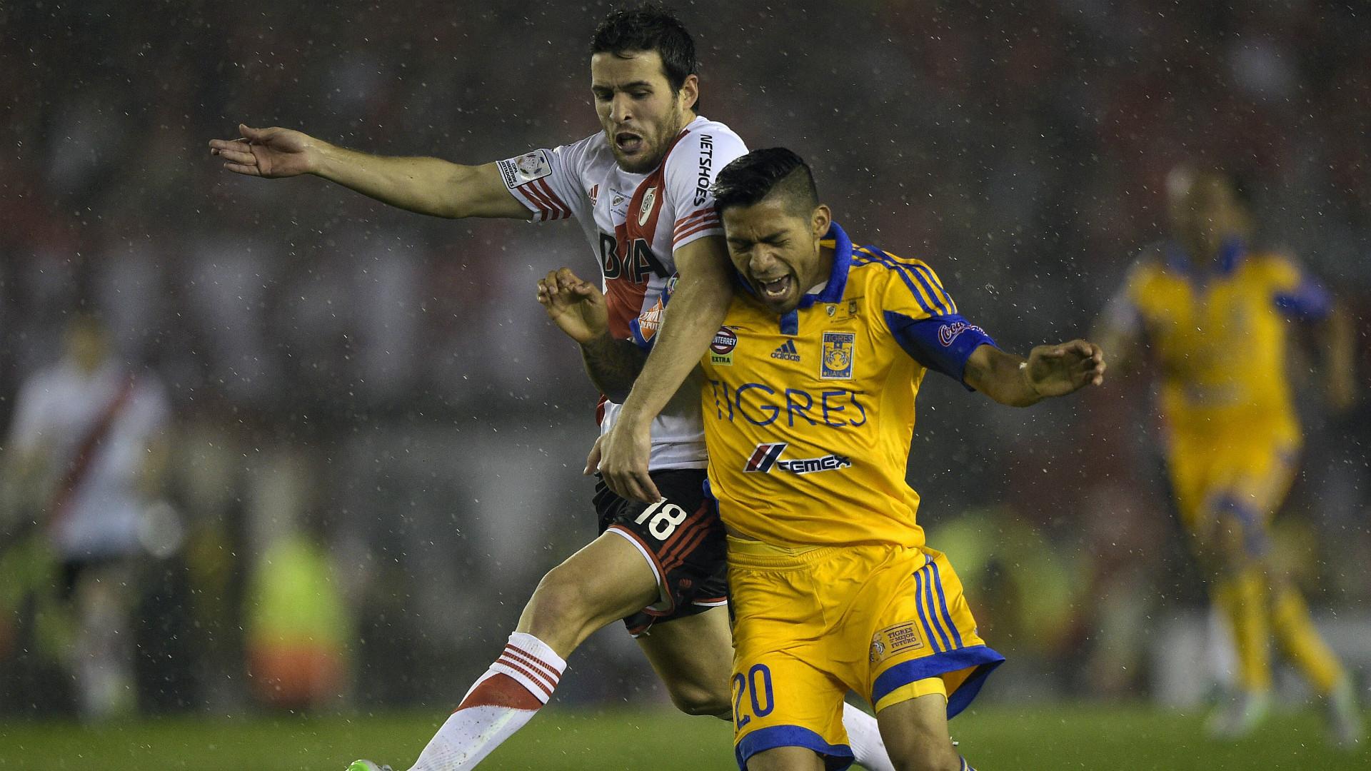 Camilo Mayada River Plate Tigres Copa Libertadores Final 05082015