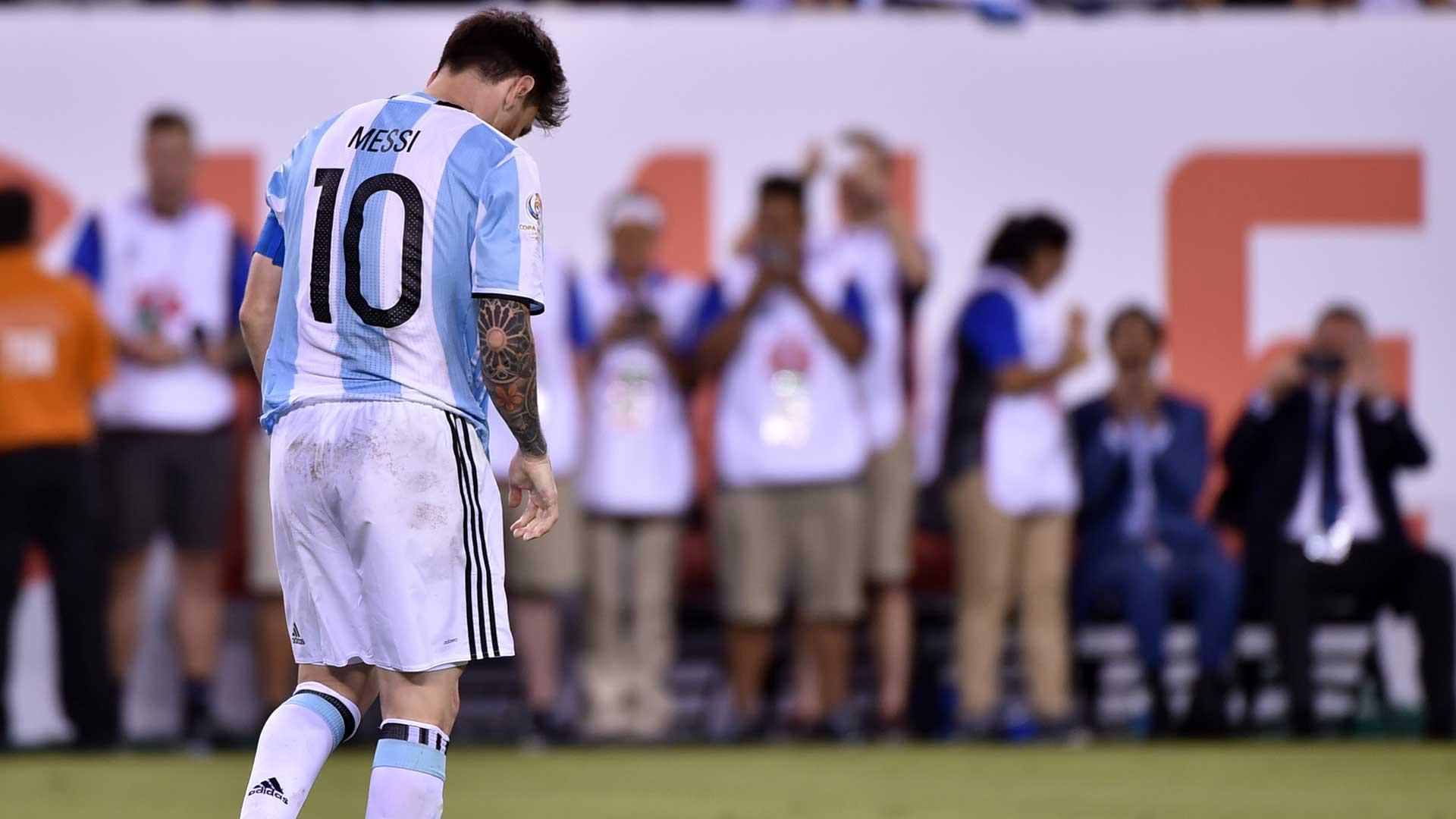 Lionel Messi Copa America 2016 Argentina 26062016