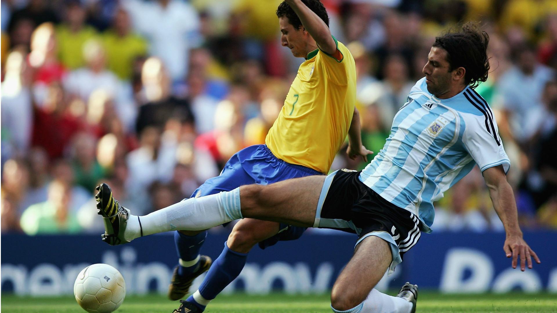 Argentina Brasil Amistoso 2006 London