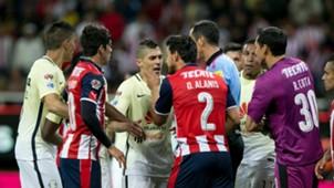 Chivas vs. América