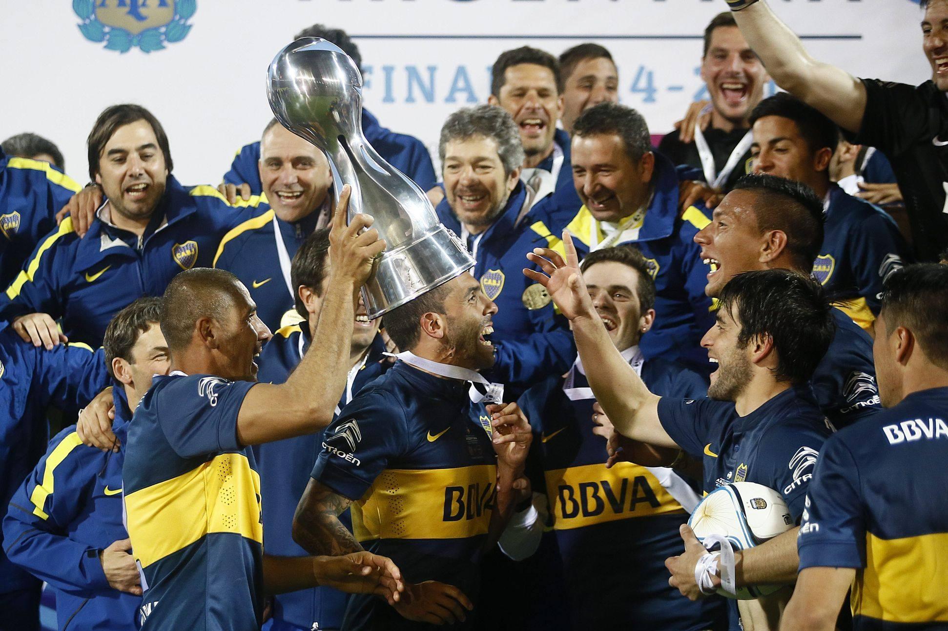 Boca Juniors Copa Argentina 2015