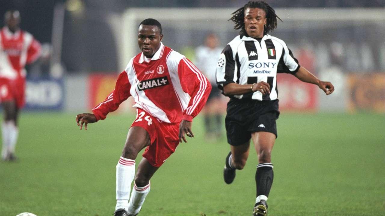 Juventus Monaco Champions League 1997-98