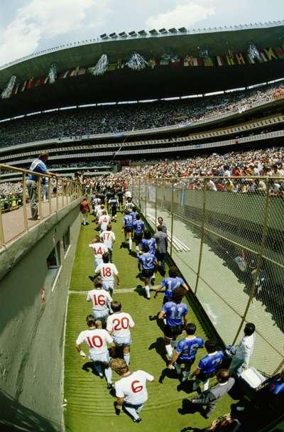 Argentina England World Cup Mexico 22061986