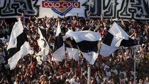 Hinchas Colo Colo
