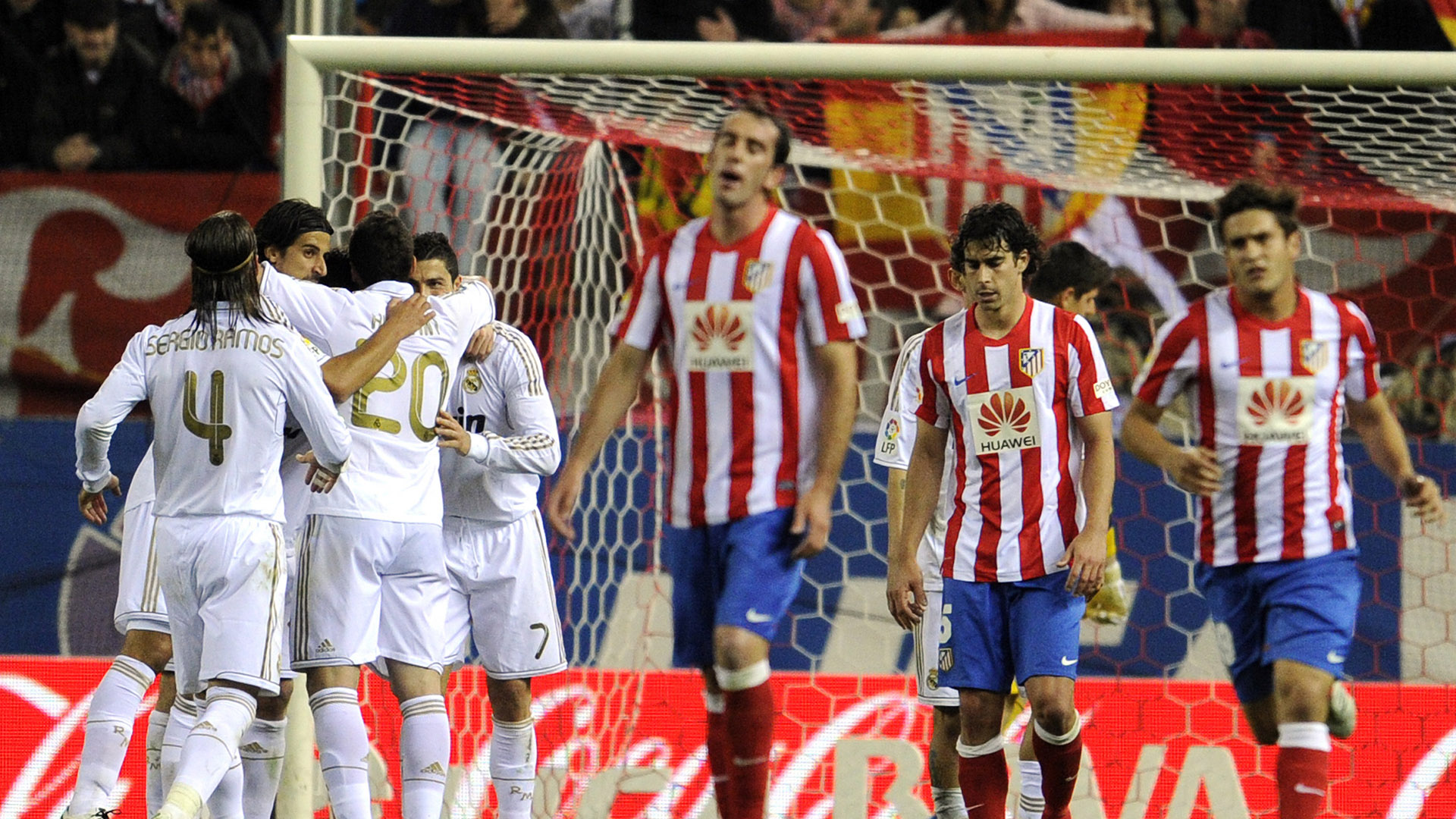 Real Madrid Atletico de Madrid 2014