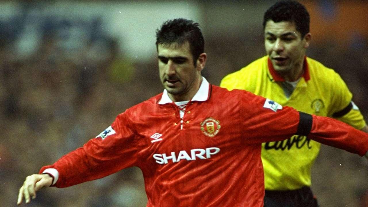 Eric Cantona Manchester United 1994