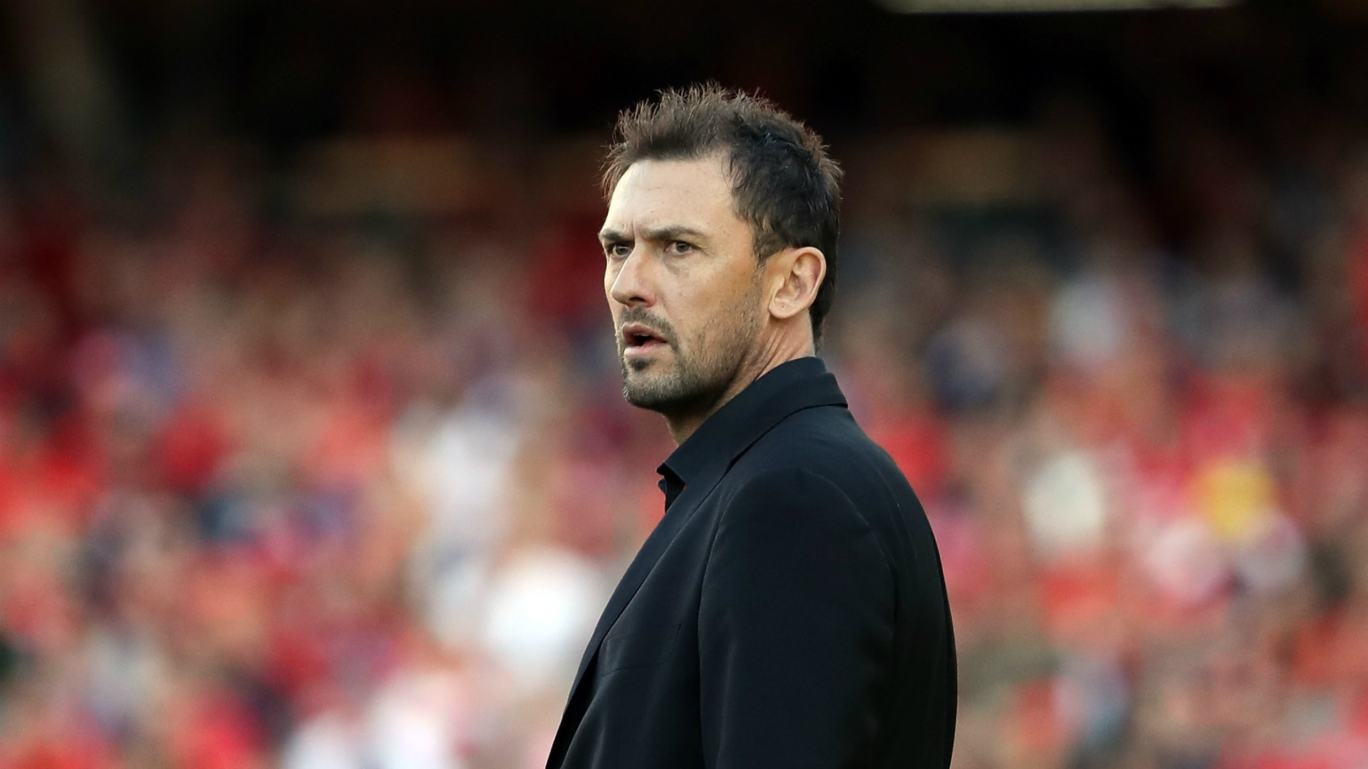 Tony Popovic Adelaide United v Western Sydney Wanderers A-League 01052016