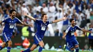 Brett Holman Al Nasr Arabian Gulf League