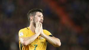 Mathew Leckie Thailand v Australia World Cup qualifying 16112016