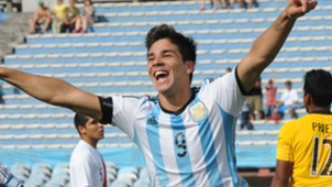 Giovanni Simeone Argentina Under-20
