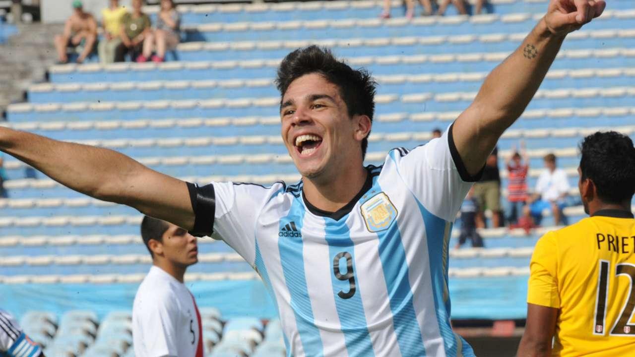Giovanni Simeone Argentina Under-20