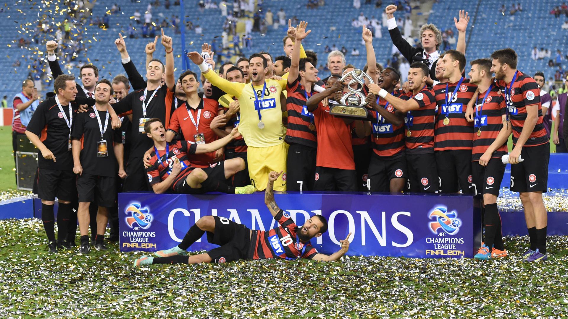 Al Hilal 0-0 western Sydney Wanderers AFC Champions League final second leg 21114