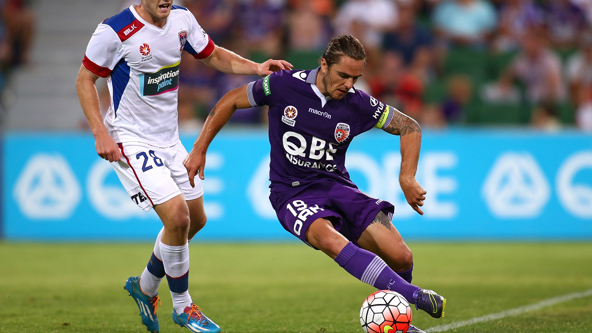 Josh Risdon Perth Glory