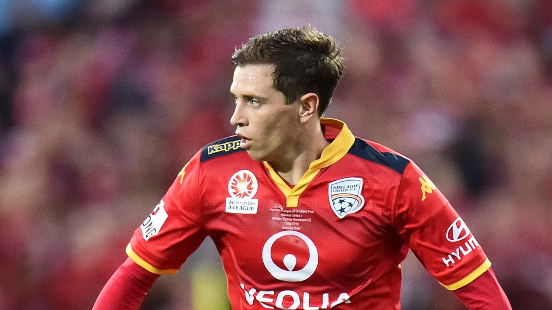 Craig Goodwin Adelaide United A-League