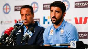 David Villa Melbourne City A-League 061014