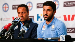 David Villa Melbourne City A-League 061014