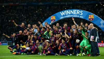 Juventus v Barcelona Champions League 06062015