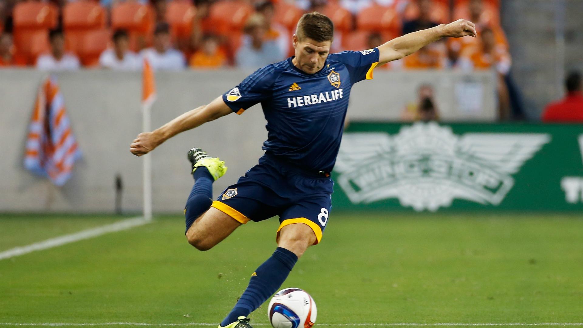 Steven Gerrard LA Galaxy MLS 25072015